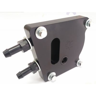 адаптер-проставка вариатора CVT Jatco JF011E