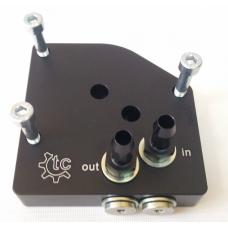 адаптер-проставка АКПП Aisin TF-82SC peugeot citroen 9806533780