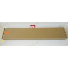 Радиатор АКПП tc-809 [740х110х20], ядро 600х92х18, S=550 см² боковая подводка
