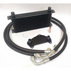 Комплект охлаждения DSG DQ250 02E 0D9 DSG6 S-tronic