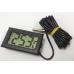Датчик температуры c ЖК дисплеем на батарейках (-50°С — +110°С)